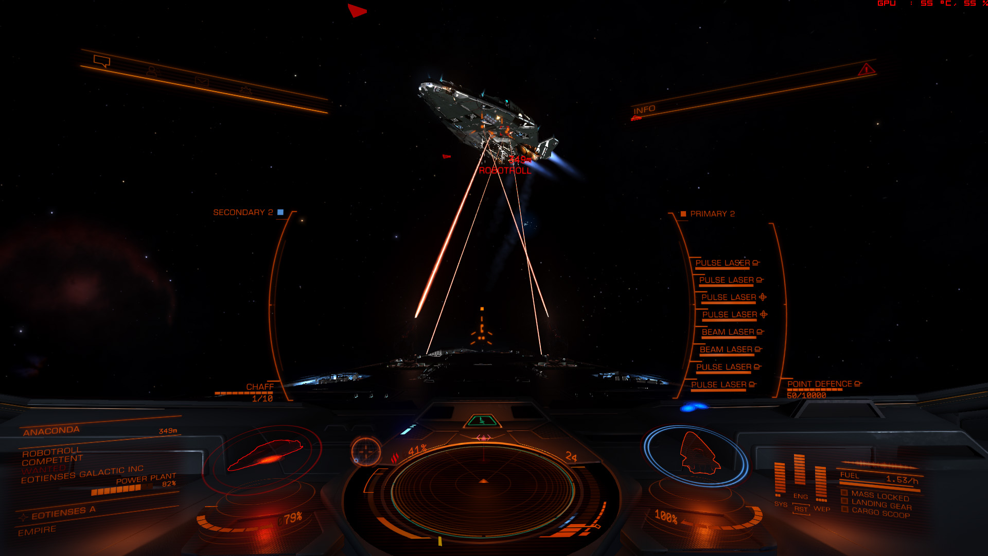 What are you doing (ingame) now? - Page 120 - Elite: Dangerous PvE